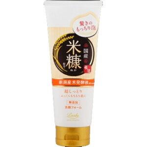 ロッシモイストエイド 国産ホイップ洗顔K ( こめぬか 米糠 ) 120g ( 4936201101450 )