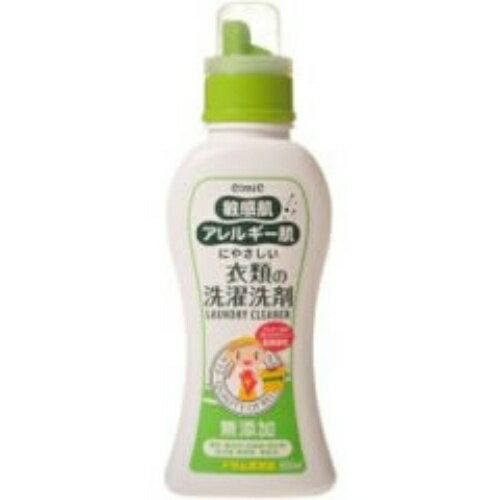 コーセー エルミー 敏感肌・アレルギー肌にやさしい 衣類の洗濯洗剤 本体 550ml 液性:アルカリ性 ( 4983239021670 )