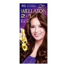 ウエラ(WELLA) ウエラトーン ツープラスワン(2+1) クリーム 6G ( 4056800250981 )