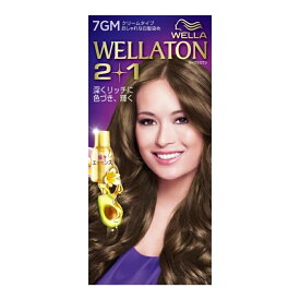 ウエラ(WELLA) ウエラトーン ツープラスワン(2+1) クリーム 7GM ( 4056800251018 )