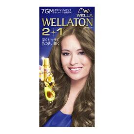 ウエラトーン ツープラスワン ( 2+1 ) 液状タイプ 7GM ( 女性用白髪染め ) ( 4056800251315 )