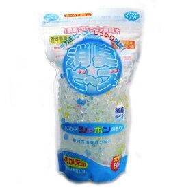 【SS・半額クーポン対象9/5-】アクアリフレ消臭ビーズ替え大容量シャボン800G