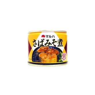 丸羽诺日朗 Saba 味噌酱可以 190 g × 48 件套 (食品、 非食品和热情) (4901901145691)