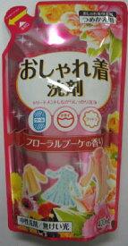 【令和・ステイホームSALE】日本合成洗剤 おしゃれ着洗い 詰替 400ML 植物系中性洗剤 ( 4904112826670 )