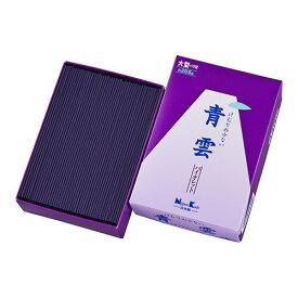 日本香堂 お線香 「 青雲バイオレット 大型バラ詰 」(4902125247000)