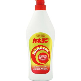 【令和・ステイホームSALE】カネヨ石鹸 カネヨンS 550G (台所用洗剤 キッチン用品)( 49599114 )