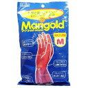 オカモト マリーゴールド フィットネス Mサイズ(ゴム手袋)(4970520416116)