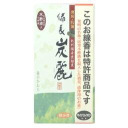 梅樹薰堂詳細的長木炭麗森林的香味100g