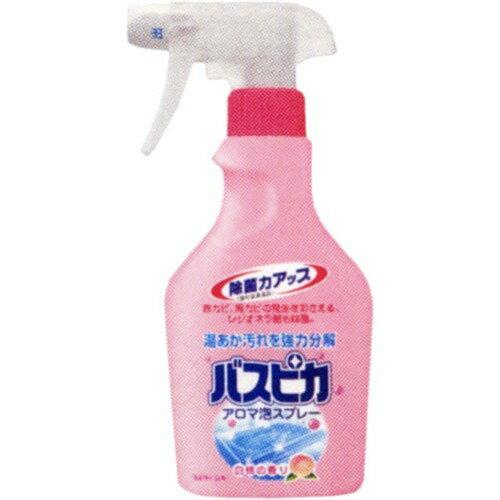 バスクリン バスピカ アロマ泡スプレー 白桃の香り 400ml ( 4987138200204 )