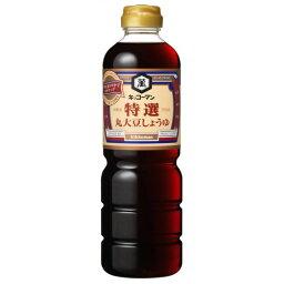 龜甲萬特選丸大豆醬油750ml
