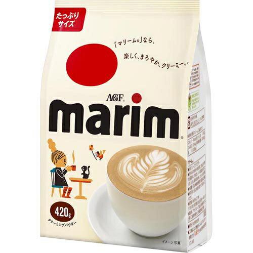 AGF(味の素ゼネラルフーヅ) マリーム 粉末タイプ 420g