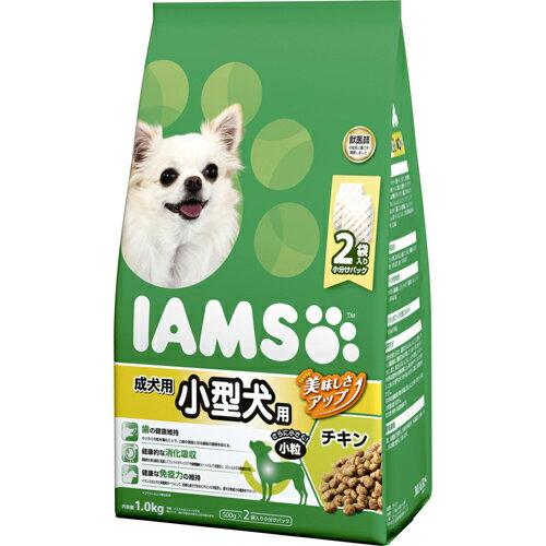 【メーカー直送・代引不可・同梱不可】 【マースジャパンリミテッド】 アイムス 成犬用 小型犬用 チキン 小粒 1kg