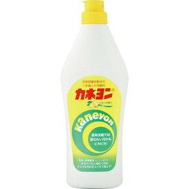 カネヨ石鹸 カネヨンレモン 550G 研磨剤入クレンザー ( 4901329210681 )