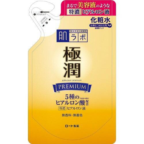 極潤プレミアム ヒアルロン液 170mL つめかえ用 ( 化粧品・スキンケア・エイジングケア ) ( 4987241143702 )