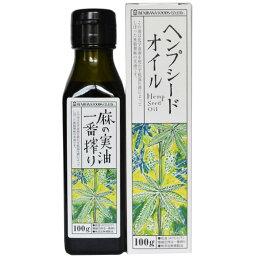 最擠紅花食品紅花食品大麻籽油(hempushidooiru)100g