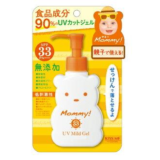 ISE 30 妈妈吻我 UV 温和的凝胶 N 100 g SPF33 PA + 防过敏 (防晒霜) (4901433074902)