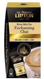 聯合利華·japansa·托馬斯·*4部利普頓印度紅茶奶茶粉14g(4902203520629)※一經變得沒有馬上結束