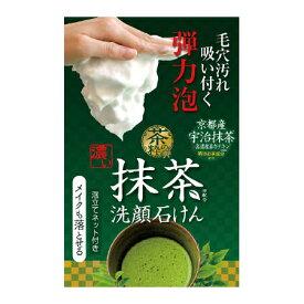 【令和・ステイホームSALE】コスメテックスローランド 茶の粋 濃い洗顔石鹸M ( 内容量:100g ) ( 4936201101108 )