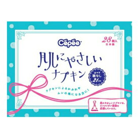 コットンラボ Cepee ( セペ ) 肌にやさしいナプキン ( 内容量:28個 ) ( 4973202141009 )