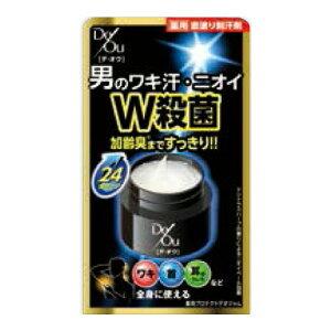 ロート製薬 DeOu ( デ・オウ ) 薬用プロテクトデオジャム ( 内容量:50G ) 医薬部外品 直塗り制汗剤  ( 4987241147168 )