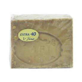 アレッポの石鹸 エキストラ40 約180g ( 無添加のオリーブ石けん ) ( 4524973000028 ) ※パッケージ変更の場合あり