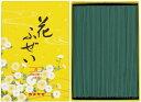 【送料無料】カメヤマ 花ふぜい 黄 白檀 徳用大型 220G 燃焼時間 約30分 ※お墓参りにも ( 線香・お香 ) ×60点…