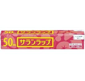 旭化成 サランラップ 家庭用 サランラップ 22cm×50m 1個 ( 食品ラップ ) ( 4901670110197 )