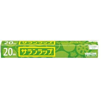 朝日旭化成塑料膜包裹包装膜家用塑料包装 30 厘米 x 20 m * 只有一个最高 1 点唯一 (4901670110210)