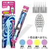 HK dental Xu ionic toothbrush extra fine compact if sold for the normal (KISS YOU brush interchangeable toothbrush extra fine hair) * stores also sold there (4969542142318)