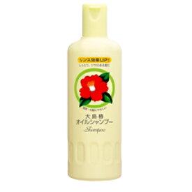 大島椿 オイルシャンプー 400ml ( ツバキ石けんおよび椿油配合 低刺激性シャンプー ) ( 4970170204064 )
