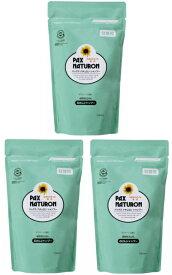 【まとめ買い×3】太陽油脂 パックスナチュロン シャンプー つめかえ用 500ml×3点セット シトラスフローラルの香り 植物性石鹸シャンプー ( PAX NATURON ) ( 4904735055143-3 )