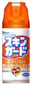 【ジョンソン】スキンガード 100ml 無香料 医薬部外品 むせにくい使い心地やさしいタイプ ( 虫除けスプレー ) ( 4901609006546 )