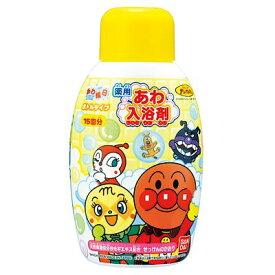 バンダイ アンパンマン あわ入浴剤ボトルタイプ 本体 300ml せっけんの香り たっぷり15回分 ( 入浴剤 バブルバス ) ( 4902425619088 ) ※パッケージ変更の場合あり