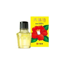 大島椿 椿油100% 60ML ( ヘアオイル ツバキオイル ) ( 4970170109161 )