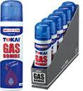 【6本で送料無料】東海 ベスタ ガスボンベ 40G×6点セット ( ライター用ガスボンベ GAS BOMBE ) ( 4904650003793 )