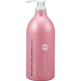 熊野油脂 サロンリンク エクストラシャンプー 本体1000ml ラグジュアリーな気分に浸れるヨーロピアンフローラルの香り ( ノンシリコンシャンプー ) ( 4513574014152 )