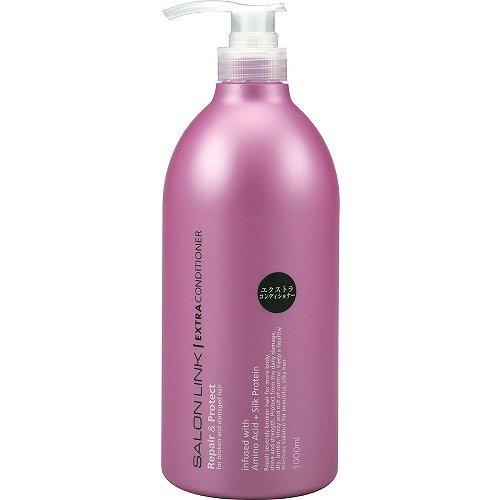 熊野油脂 サロンリンク エクストラコンディショナー 1000ML ラグジュアリーな気分に浸れるヨーロピアンフローラルの香り ( 4513574014169 )