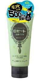 ロゼット(ROSETTE) 洗顔パスタ 海泥スムース 120g 無香料・無着色・無鉱物油(4901696533901)