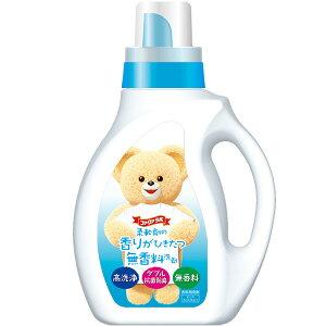 【送料無料・まとめ買い×3】ファーファ 液体衣料用洗剤 柔軟剤の香りがひきたつ無香料 本体 1kg NSファーファ・ジャパン×3点セット ( 4902135142562 )