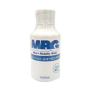 【まとめ買い×6】三宝商事 MBG ( メンズビューティギア ) シェービングソープ  100g ( 髭剃り用石けん ) ×6点セット(4901646122889)