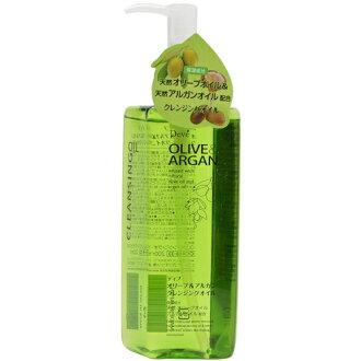 熊野于氏查看器产品 Dibb 橄榄 & argan 清洗油 200 毫升 (4513574017276)