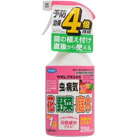 フマキラー カダン カダンプラスDX 250ml 園芸用殺虫殺菌剤 ( 4902424432992 )