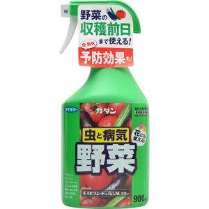 フマキラー カダン モスピラン・トップジンM スプレー 900ml ( 園芸用殺虫殺菌剤 ) ( 4902424434019 )