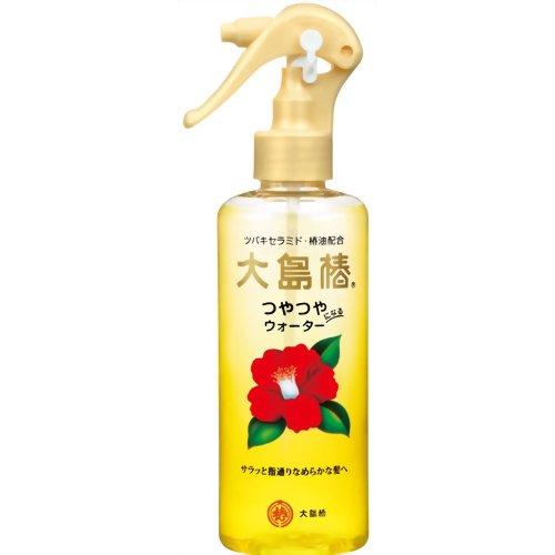 大島椿 つやつやになるウォーター 180ml ( 椿油 洗い流さないヘアトリートメント ) ( 4970170108133 )