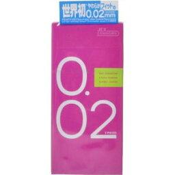 已售罄的JEX JEX 0.02尿烷避孕套3個裝(避孕套)(4973210019734)