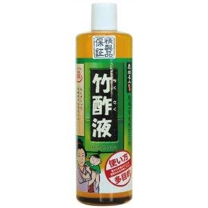 日本漢方研究所竹酢液550ml