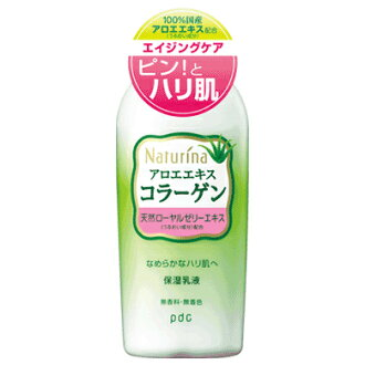 PDC naturina lotion 190 ML body (Milky lotion Aloe Vera) (4961989115245)
