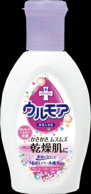 【送料無料クーポン有!週末限定2/15〜】 アース製薬 ウルモア 保湿入浴液 クリーミーフローラルの香り 600ml ( 入浴剤 ) ( 4901080540317 )