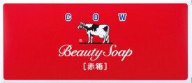 【送料無料2020円 ポッキリ】牛乳石鹸共進社 カウブランド 牛乳石鹸 赤箱 100g×6個入 ×3個セット