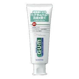 Sunstar GUM(口香糖)有藥效dentarupesutosorutimintosutandingutaipu 150g(牙膏)(4901616007734)